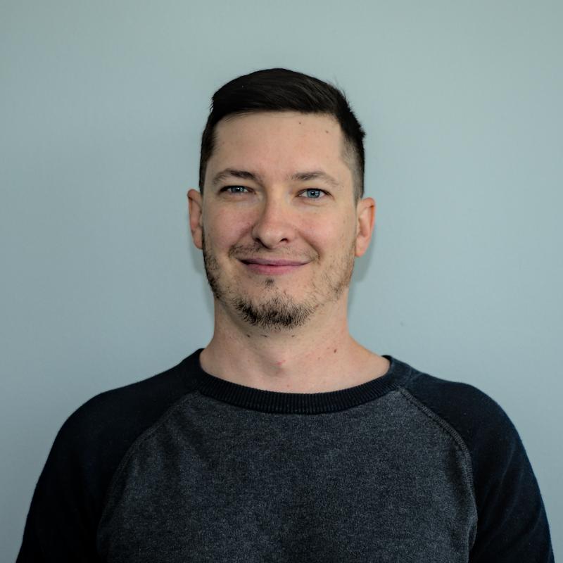 Gabriel Touchette Marketing Director